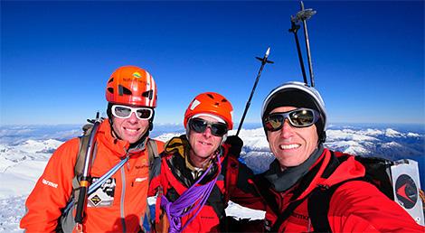 Monte Sarmiento 2010